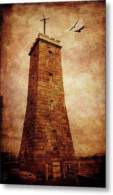 The Timeball Tower Metal Print