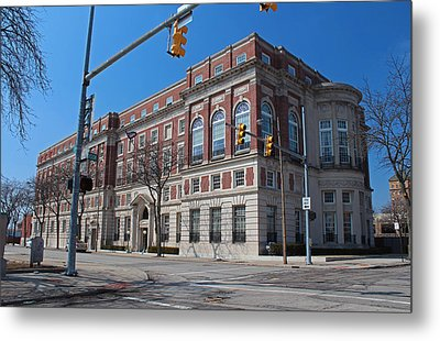 Metal Print featuring the photograph The Toledo Club by Michiale Schneider