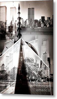 The Towers Metal Print by John Rizzuto