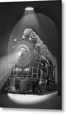 The Tunnel  Metal Print by Mike McGlothlen