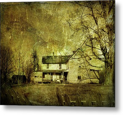 The Uninvited Metal Print by Mark Allen