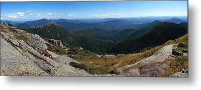 The View South From Mt. Marcy Metal Print
