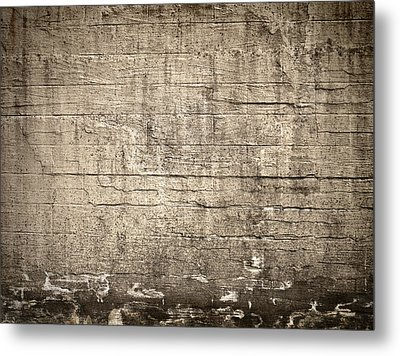 The Wall Metal Print by Wim Lanclus