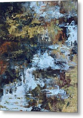 The Waterfall Metal Print