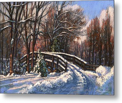 The Way Home Metal Print by L Diane Johnson