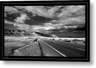 The Way To... Metal Print
