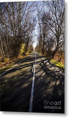 The Way To Swansea Metal Print by Jorgo Photography - Wall Art Gallery