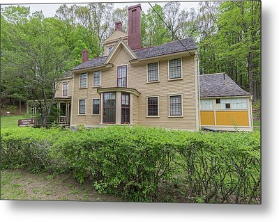 The Wayside Concord Massachusetts Metal Print