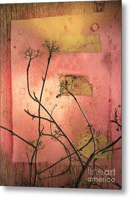 The Weeds Metal Print by Tara Turner
