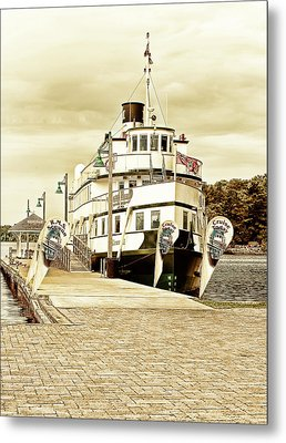 The Wenonah II Metal Print