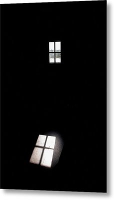 The Window Metal Print by Jouko Lehto