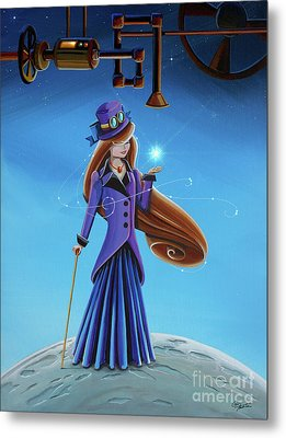 The Wishmaker Metal Print by Cindy Thornton