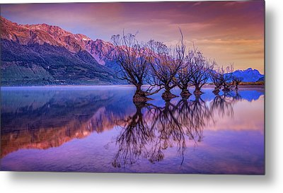 The Witches Of Glenorchy Metal Print
