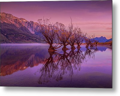 The Witches Of Glenorchy Pt 2 Metal Print