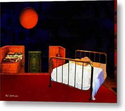 Theater Of Dreams Metal Print by RC deWinter