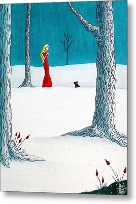 There's Always Hope Metal Print by Danielle R T Haney