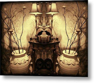 Things Of Which All Witches Dream Metal Print
