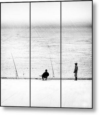 Things We Never Did Metal Print by Paulo Abrantes
