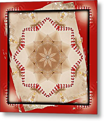 Metal Print featuring the photograph Thinking Outside The Box by Barbara MacPhail