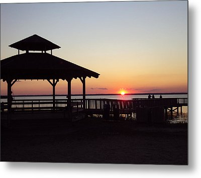 This Is New Jersey Metal Print