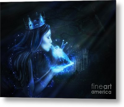 This Magic Moment Metal Print