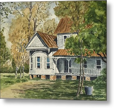 This Old House Metal Print by Don Bosley