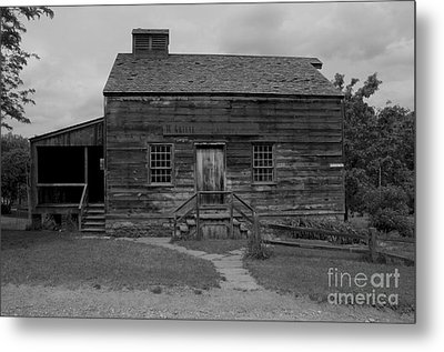 This Old House Metal Print by Kathleen Struckle