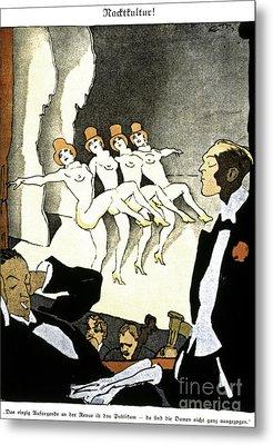 Thony: Nacktkultur, 1926 Metal Print by Granger