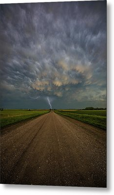 Metal Print featuring the photograph Thor's Chariot  by Aaron J Groen