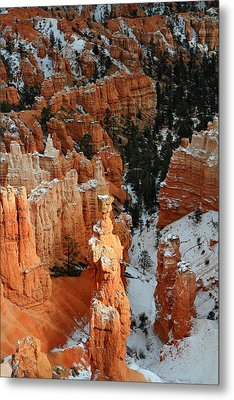 Thor's Hammer In The Sunlight Metal Print by Pierre Leclerc Photography