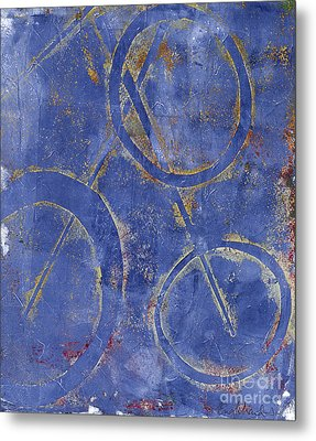 Three Worlds 2 Metal Print