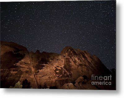 Metal Print featuring the photograph Through Time by Melany Sarafis