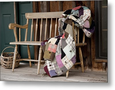 Time For A Rest Metal Print by Carol Hathaway