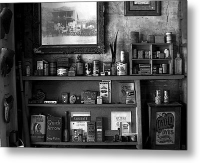 Time Standing Still Metal Print by David Lee Thompson