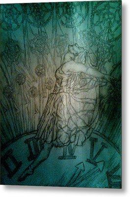 Timeless Dancer Metal Print