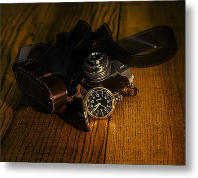 Timeless Photography Metal Print