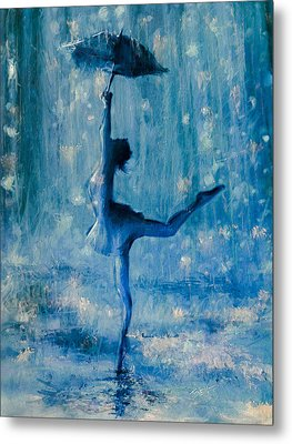 Tiny Dancer Metal Print by Mark Tonelli