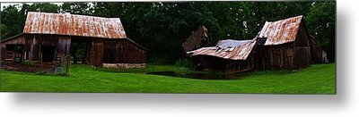Tired And Worn I Metal Print by Anna Villarreal Garbis