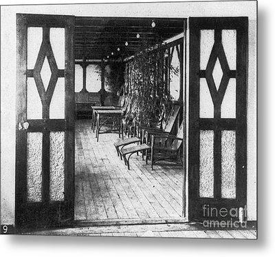 Titanic: Private Deck, 1912 Metal Print by Granger
