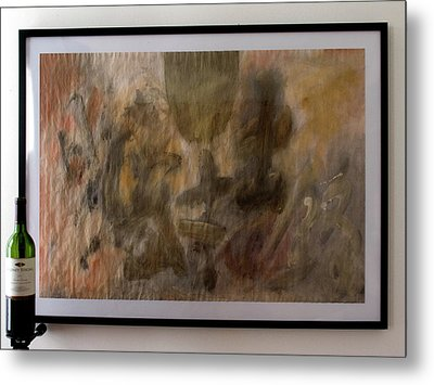 Title Withheld By Artist 002 Metal Print