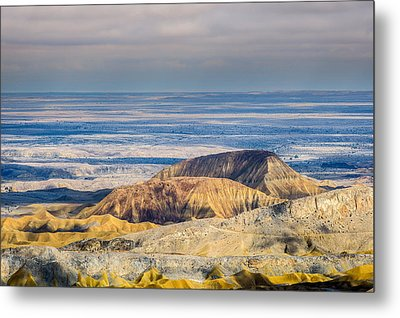 Metal Print featuring the photograph To Infinity by Alexander Kunz