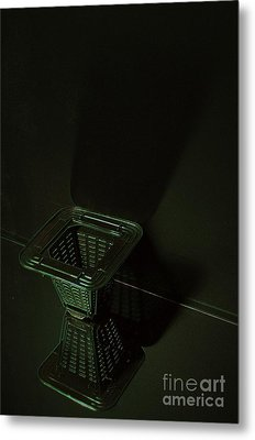 Toasted Shadows Metal Print by The Stone Age