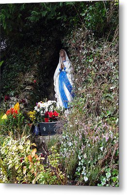 Tobernalt Holy Well Metal Print by Amy Williams