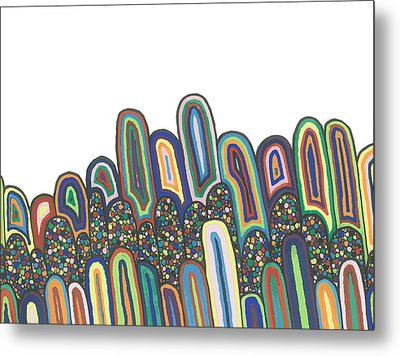 Together Metal Print by Jill Lenzmeier