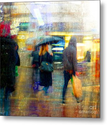 Metal Print featuring the photograph Too Warm To Snow by LemonArt Photography