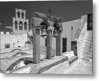 Top Of The Monastery Metal Print by Inge Johnsson