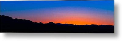 Tornillo Sunset Metal Print