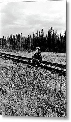 Metal Print featuring the photograph Tough Times by Tara Lynn