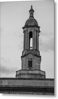 Tower At Old Main Penn State Metal Print by John McGraw