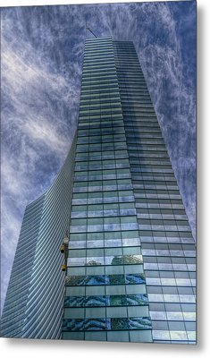 Tower Metal Print by Stephen Campbell